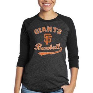 San Francisco Giants Baseball Tee ⚾️